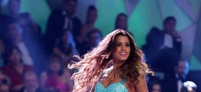 Señorita Sucre, Ariadna Gutiérrez Arévalo, es la nueva Señorita Colombia