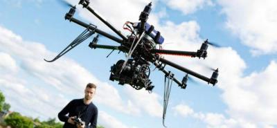El uso de drones para diversión viene en aumento. La variedad de equipos y de precios es alta.