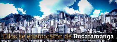 Tres extranjeros cuentan su historia y qué los llevó a enamorarse de Bucaramanga