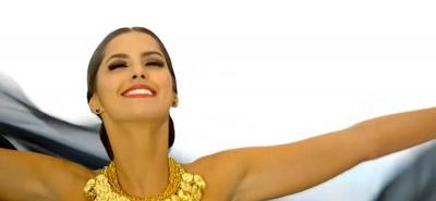 Paulina Vega, actual Miss Universo, adelanta su visita a Colombia