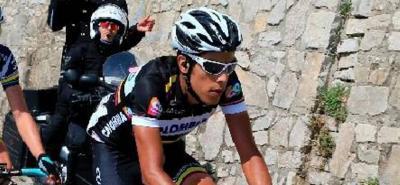 Jarlinson Pantano correrá Tour de Francia con el IAM suizo