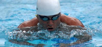 Moisés Fuentes García, uno de los favoritos a conseguir un lugar en el podio en la prueba de los 100 metros pecho categoría SB4 del Mundial de Natación Paralímpica, no consiguió el objetivo y terminó en la cuarta casilla, tras sufrir un calambre.