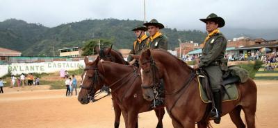 Sector rural de Bucaramanga solicita mayor presencia de la Policía
