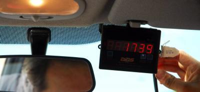 """Caso de hoy: gremio de taxistas sostiene que orden de revisar taxímetro es """"arbitraria"""""""