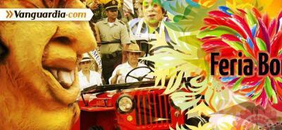 El himno de la fiesta de Bucaramanga se titula así: 'Baila y Goza en la Feria Bonita'. Se trata de una canción de la agrupación santandereana 'Misión Secreta'. Escúchela en www.vanguardia.com