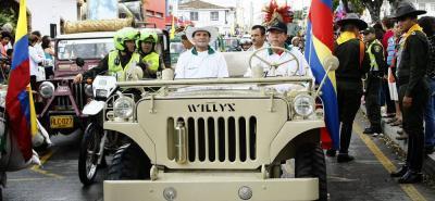 Este sábado, el 'Jeepao' tendrá su espacio en la Feria Bonita
