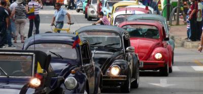 Los autos clásicos harán su 'metamorfosis' en la Feria Bonita