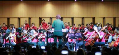 Usted no se puede perder esta noche la presentación de la Orquesta Sinfónica Juvenil, de la Universidad Autónoma de Bucaramanga, Unab. La cita es en la Biblioteca 'Gabriel Turbay'.