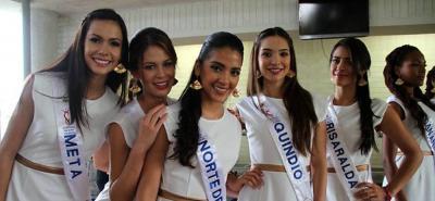 Reinas nacionales aconsejan a madres adolescentes