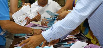 Así quedó distribuido el poder de los partidos en Santander