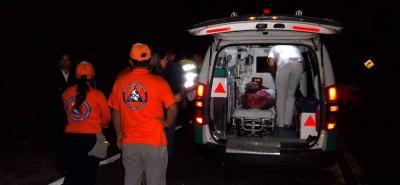 Familiares de María Doris Martínez Vargas esperan que la Policía revise si hay cámaras en el sector donde ocurrió el accidente para dar con el responsable de su muerte.