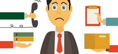 Aprenda a manejar la tensión laboral para evitar complicaciones