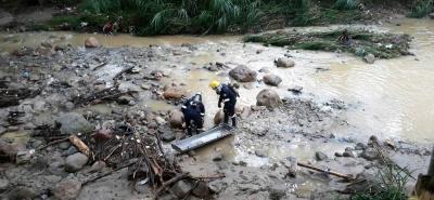 Apareció el cadáver de un hombre en la quebrada Zapamanga