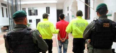 Capturado en Bucaramanga un presunto cabecilla del 'Clan Úsuga'