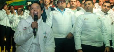 Bolívar utilizó figuras connotadas del deporte nacional durante su proceso de postulación para ser sede de los XXI Juegos Deportivos Nacionales y V Paranacionales. Ayer, el presidente Juan Manuel Santos corroboró el respaldo que le había manifestado de antemano.