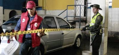 Las acciones de control se adelantaron en 11 negocios que se dedican a esta actividad económica, localizados en diversos puntos de Bucaramanga, Floridablanca, Girón y Piedecuesta.
