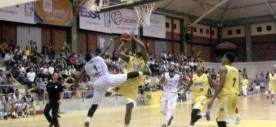 Búcaros desea prolongar su buen momento en la Liga Directv de Baloncesto, cuando se mida ante Academia.
