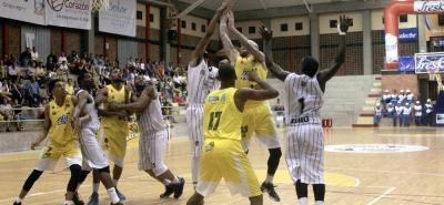 Búcaros se encuentra en la cuarta posición de la Liga Directv de Baloncesto, a tres puntos del primer lugar.