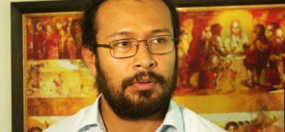 Germán Romero, abogado defensor de Carlos Morales, señaló que pese a quedar en libertad este seguirá vinculado al proceso.