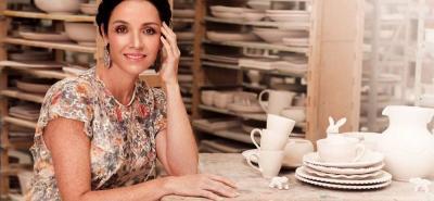 La chef Catalina Vélez cocina para amar y estar en paz