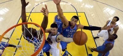 Los Warriors eliminan a los Thunder y defenderán título ante Cavaliers