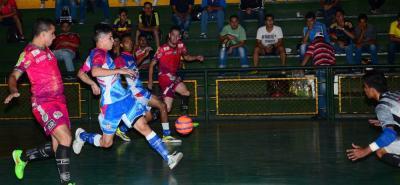 Deportivo Taz Santander superó 7-3 a Real Valledupar y aseguró su clasificación a los cuartos de  final de la Copa Hero Masculina de Microfútbol. Los orientados por Giovanni Hernández, que han ganado ocho partidos de nueve posibles, son firmes candidatos al título.