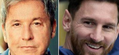 La carta de Ricardo Montaner a Lionel Messi