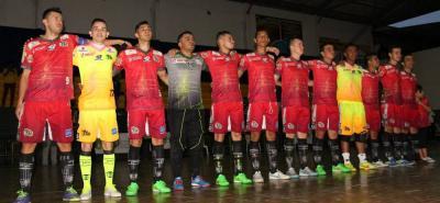 Taz Santander espera llegar hoy a semifinales en Copa Hero de Microfútbol