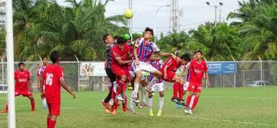 Los dos clubes de fútbol barranqueño participan actualmente en los torneos nacionales de las categorías Sub 17 y Sub 19.