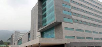 El Hospital Internacional de Colombia -HIC- se encuentra ubicado en el valle de Mensulí en Piedecuesta.