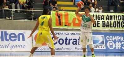 Academia venció a Búcaros en el segundo juego de la final de la Liga Directv de Baloncesto