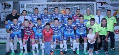 Deportivo Taz Santander dejó en el camino a Ocaña FDS y jugará la final de la VIII Copa Hero de Microfútbol ante Real Caldas, que hizo lo propio ante Caciques del Quindío.