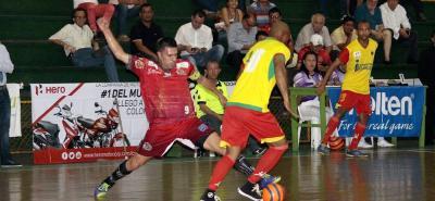 Taz Santander cumplió el primer objetivo de la temporada, llegar a la final de la Copa Hero Masculina de Microfútbol, y ahora intentará conquistar el título del certamen, contra Real Caldas.