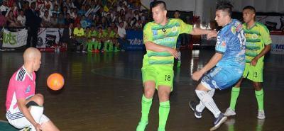 Taz Santander, en su primera participación en la Copa Hero Masculina de Microfútbol, consiguió llegar a la final y ahora sueña con el título frente a Real Caldas.