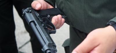Investigan robo de 22 armas en Tránsito de Bucaramanga