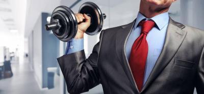 """Para la mayoría de los oficinistas, un poco de entrenamiento es más que suficiente y un """"feroz"""" deseo de hacer más sería considerado, sin lugar a dudas, raro."""