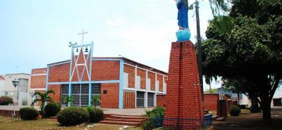 La comunidad del barrio Galán dará apertura a todas sus actividades de celebración con una misa en la iglesia María Auxiliadora como acción de gracias.