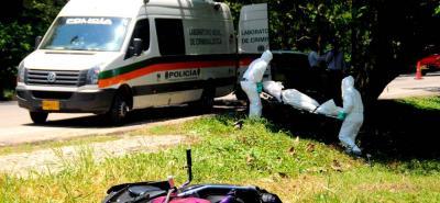 Para el Director de Tránsito, Alberto Cotes, las cifras de accidentes fatales de tránsito disminuyeron en Barrancabermeja en comparación a las cifras del mismo periodo de 2015.