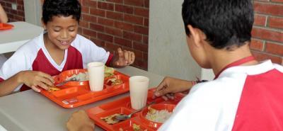 En el mes de septiembre, el Programa de Alimentación Escolar del departamento ampliará su cobertura. Serán 124.514 los estudiantes de instituciones oficiales de la región quienes se beneficien de las raciones nutricionales.