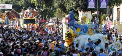 Alcaldía busca salvar el Carnaval y la Serenata en la Feria de Bucaramanga