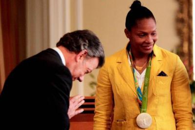 Yuri Alvear se radicará en Tokio para preparar la conquista del oro