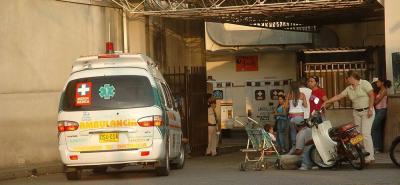 Rescatan niño que cayó accidentalmente a un caño en Bucaramanga