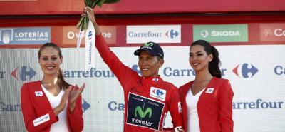 En casi tres décadas,  un colombiano ganara la Vuelta a España.