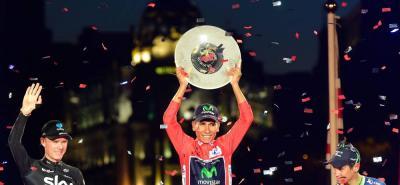 """Nairo Quintana: """"Es mi mejor carrera por el escenario y los rivales"""""""