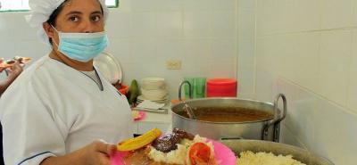 Recursos para el fortalecimiento de los restaurantes escolares es uno de los propósitos de la Gobernación de Santander.