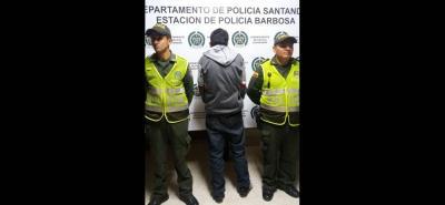 Ante las autoridades quedó el hombre que al parecer asesinó a su compañera sentimental en el municipio de Albania.