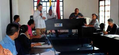 En debate realizado el pasado sábado en el Concejo de Barbosa se dio la viabilidad al proyecto de Acuerdo que cambiará el uso del suelo a un predio cerca a la Villa Olímpica, el cual será destinado a un proyecto de vivienda para población vulnerable.