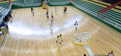 Bajo la atenta mirada del entrenador Carlos Parra Correa, Búcaros se prepara para competir en la Liga Suramericana, donde participan los mejores clubes del continente.