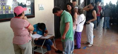 Balance de la jornada de votación del plebiscito por la paz en Bucaramanga