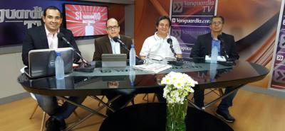 Desde los estudios de VanguardiaTV siga en directo el resultado de la votación en Bucaramanga.